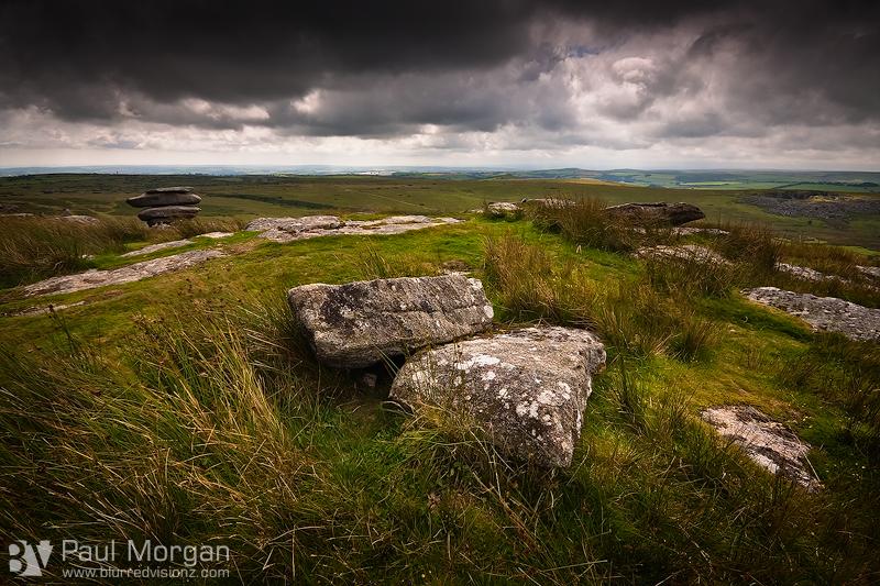Bodmin Moor - Landscape (Horizontal)