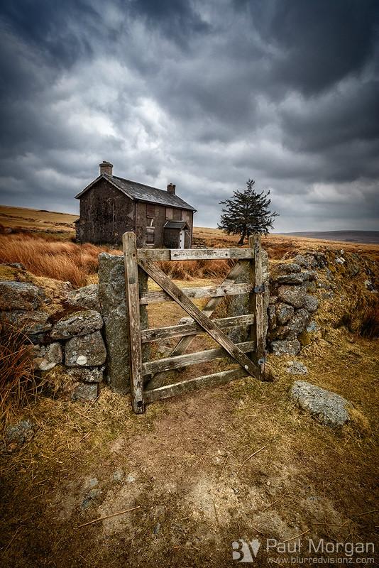 Bleak House III - Landscape (Vertical)