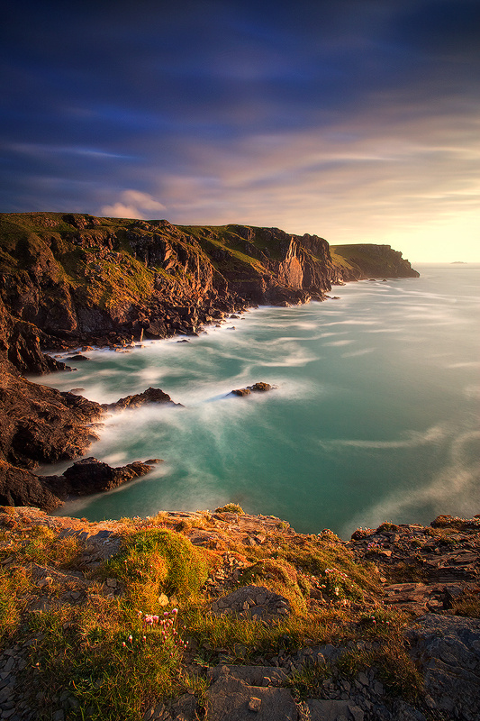 The Magic of Cornwall - Landscape (Vertical)