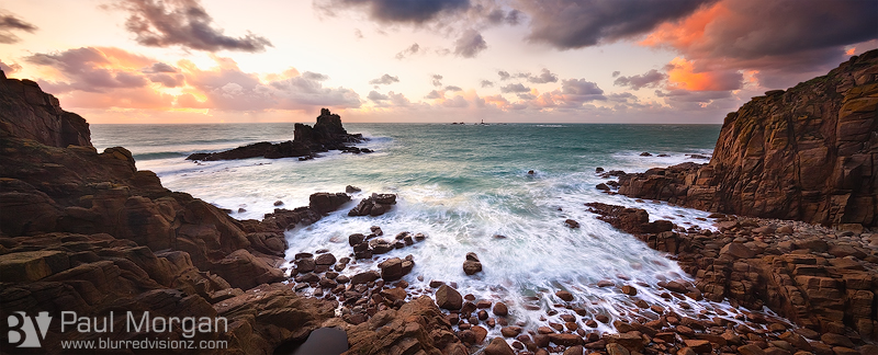 Longships Last Light - Panorama
