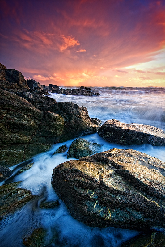 Portwrinkle-Cornwall-Finnygook Beach-Paul Morgan-Landscape Photography