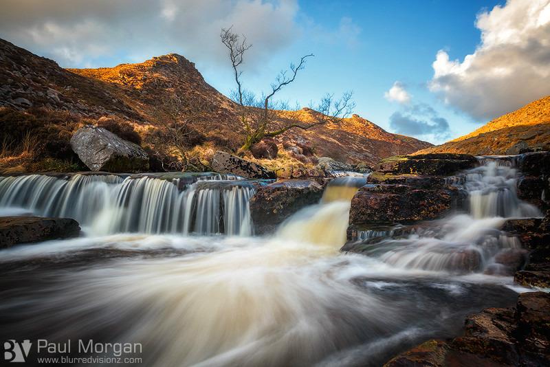 The Flow - Landscape (Horizontal)