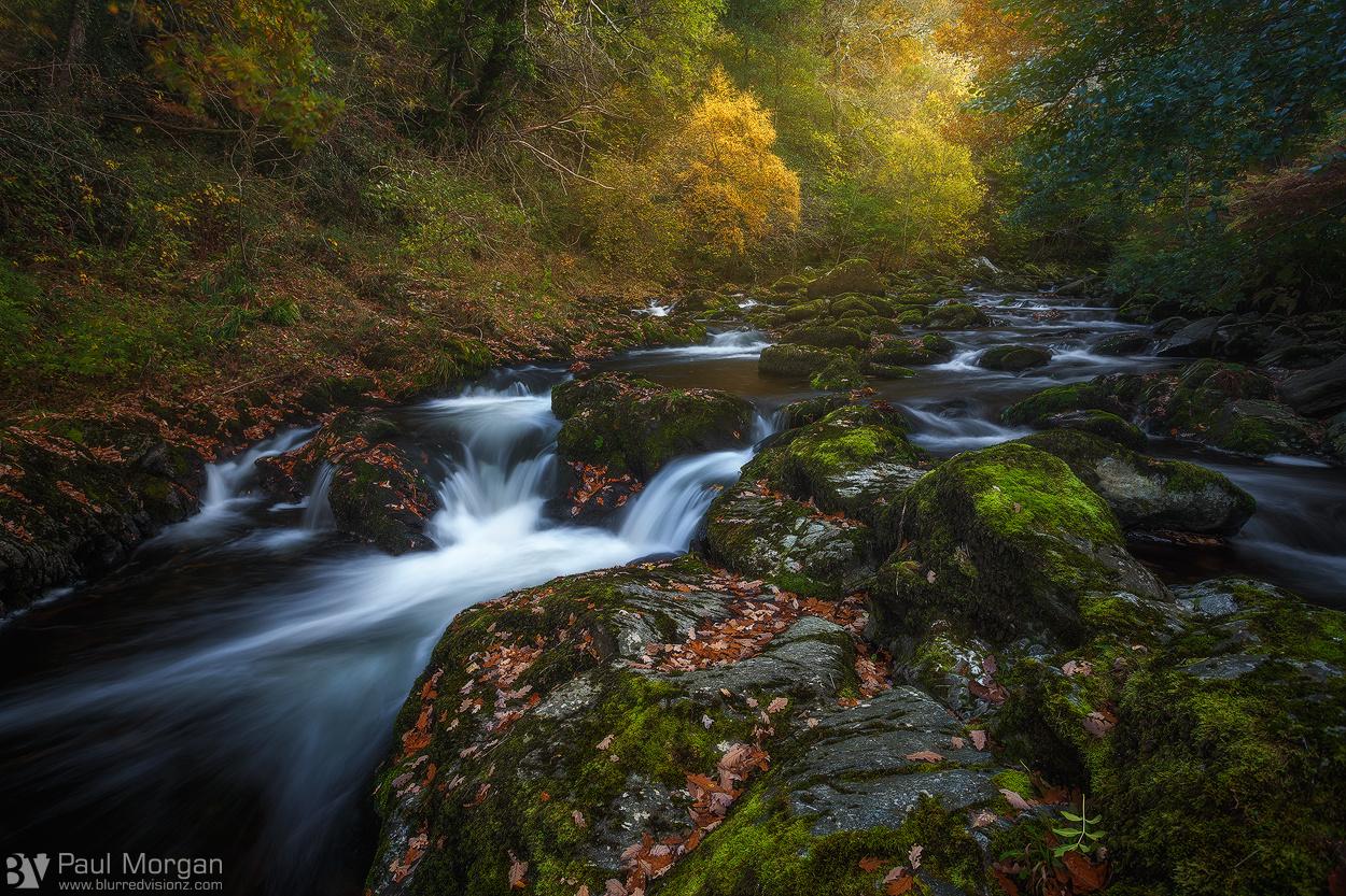 Flow & Glow - Landscape (Horizontal)