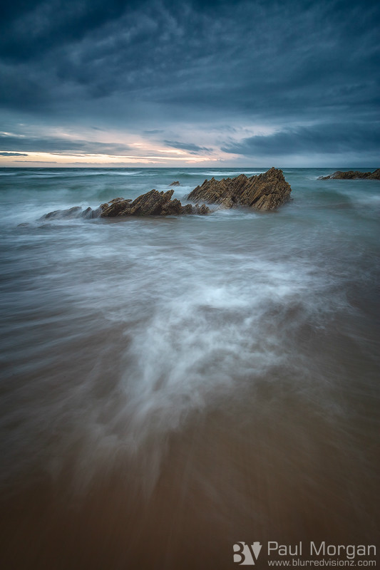 When Tides Collide - Landscape (Vertical)