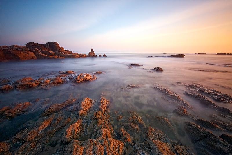 To the Sea - Landscape (Horizontal)