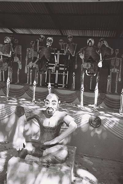 703 - Buddhist Hell Imagery