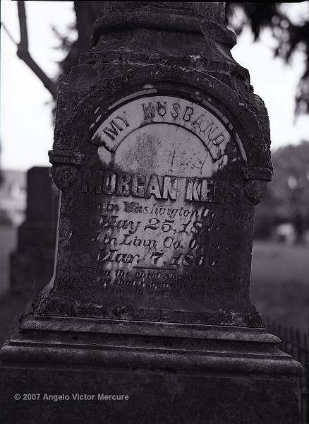 511 - Old Graveyards