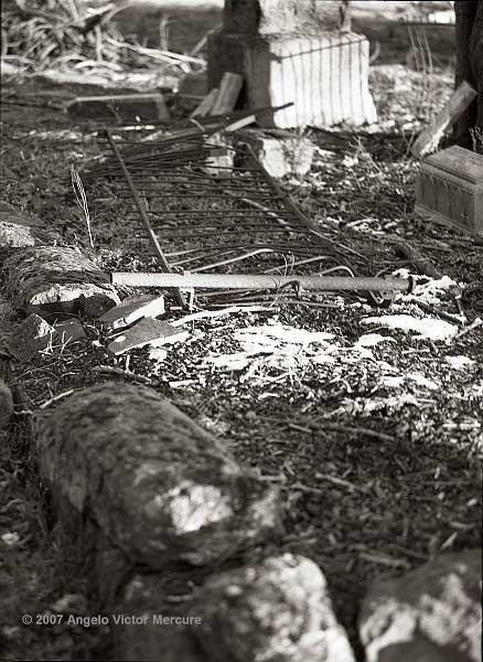 518 - Old Graveyards