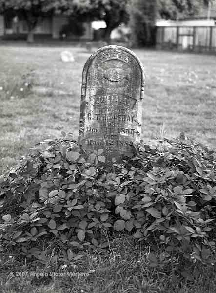 510 - Old Graveyards