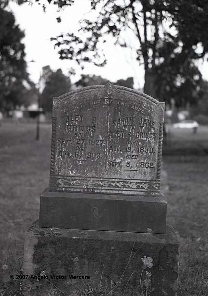505 - Old Graveyards