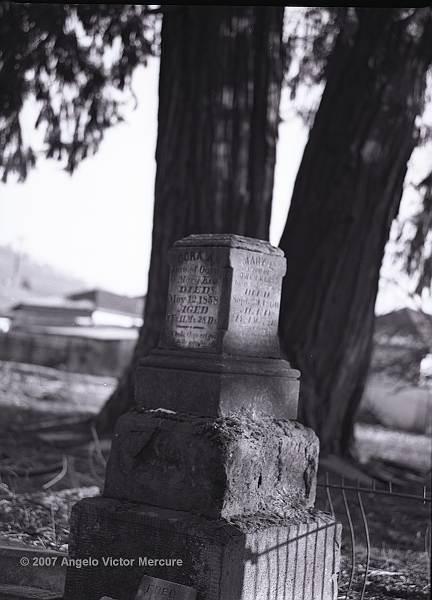514 - Old Graveyards