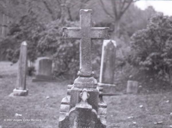 520 - Old Graveyards
