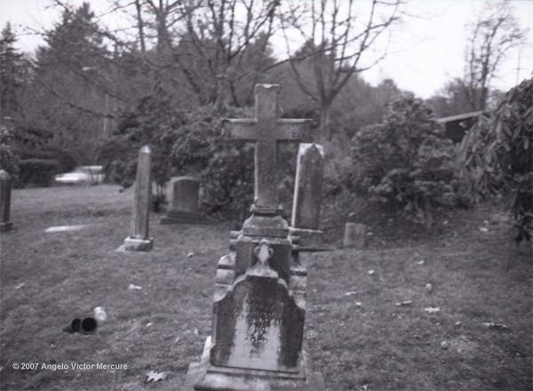 523 - Old Graveyards