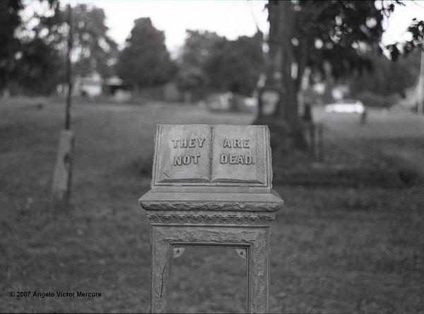 502 - Old Graveyards