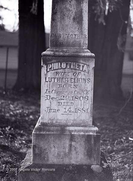 515 - Old Graveyards