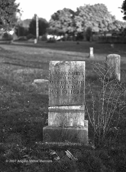508 - Old Graveyards