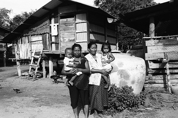 603 - Thai Country People