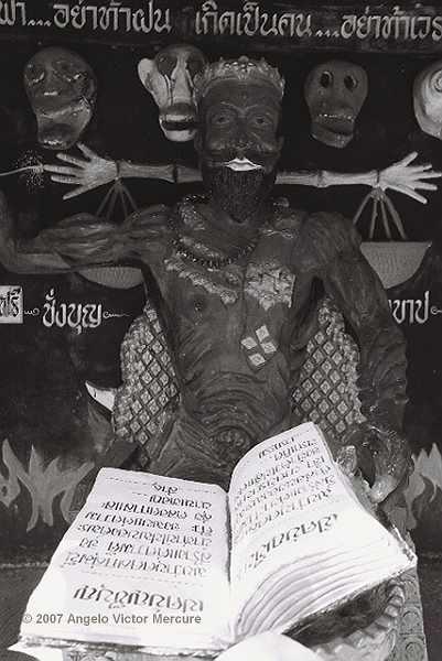 705 - Buddhist Hell Imagery