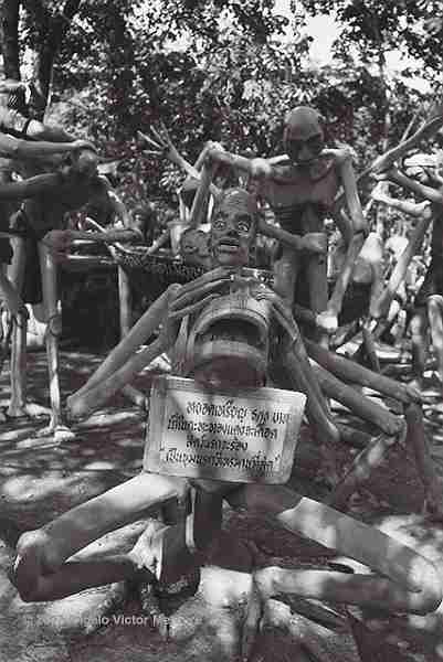 708 - Buddhist Hell Imagery