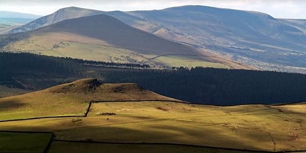 View from Derwent Edge - Derbyshire