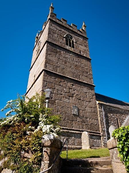 Zennor Church - Cornwall