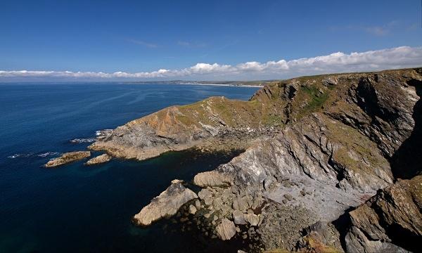 Halzephron Cliffs - Cornwall