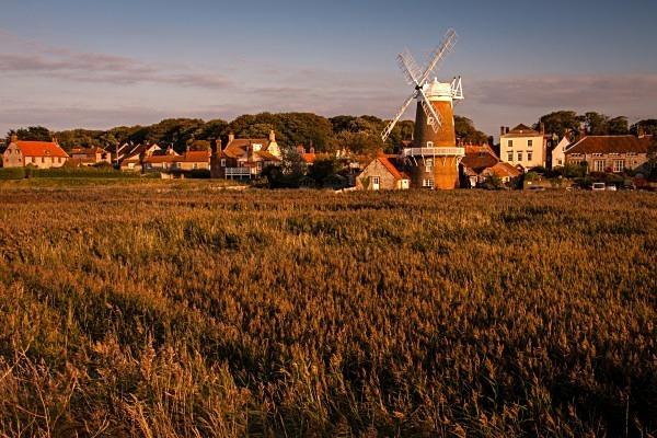 Cley - Landscapes & Habitats