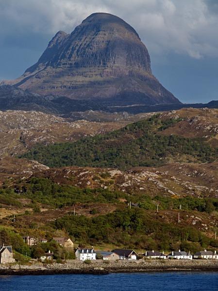 Lochinver & Suilven - Landscapes & Habitats