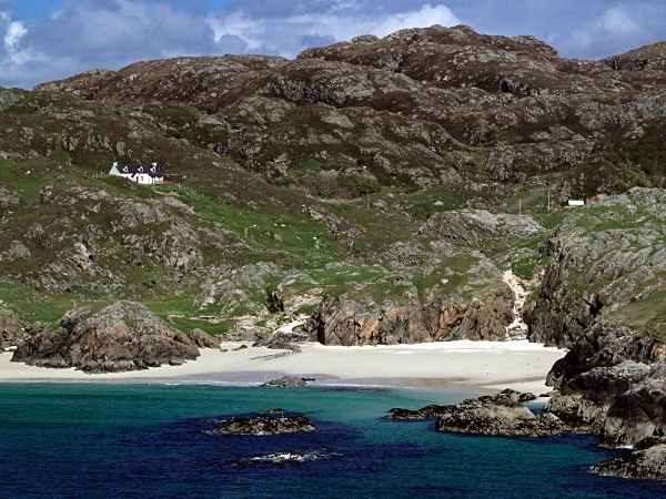 Achmelvich photographed by Roger Butterfield