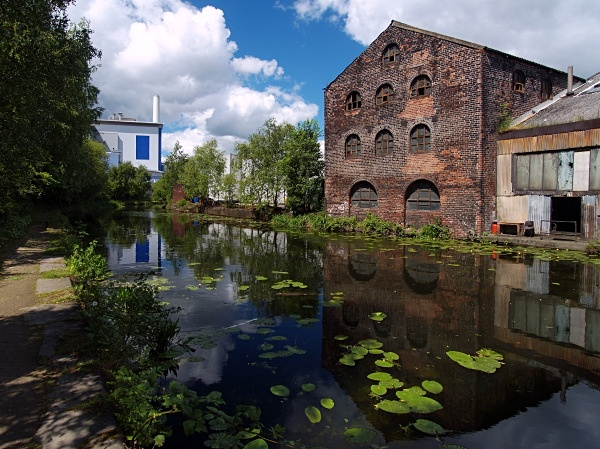 Sheffield & Tinsley Canal - Sheffield