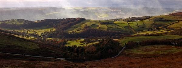 Stanage View (05) - Derbyshire