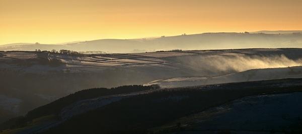 Stanage View (02) - Derbyshire