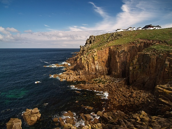Land's End - Cornwall