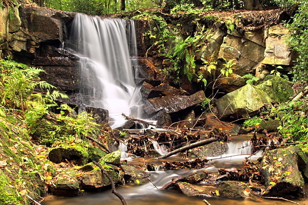 Porter Falls - Oct 2006 1 - Photos for FOPV