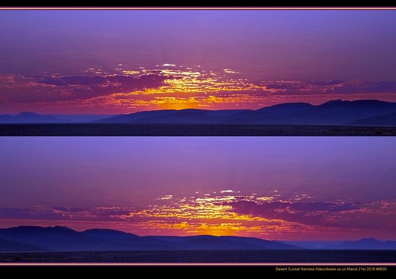 100321-Namibia-9805-Sunset - Beyond the UK - Namibia