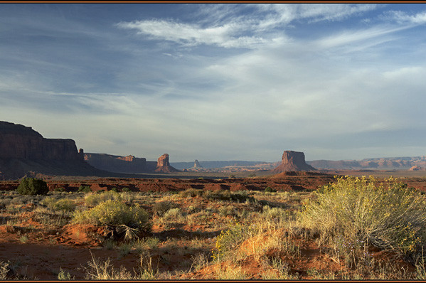 Dawn - Monument Valley - Beyond the UK
