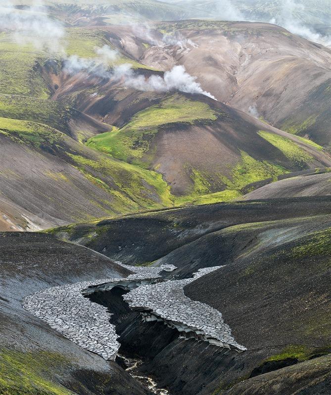Reykjadalur - Iceland landscapes