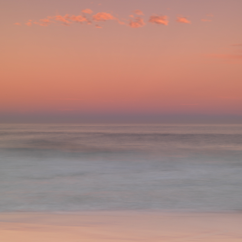 Looking East - Seascapes