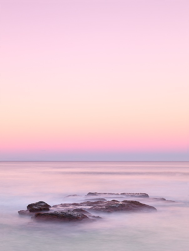 Shooting the wedge - Seascapes