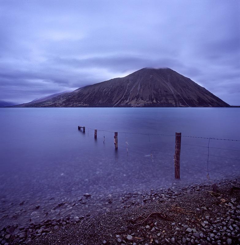 Lake Ohau Dawn - New Zealand