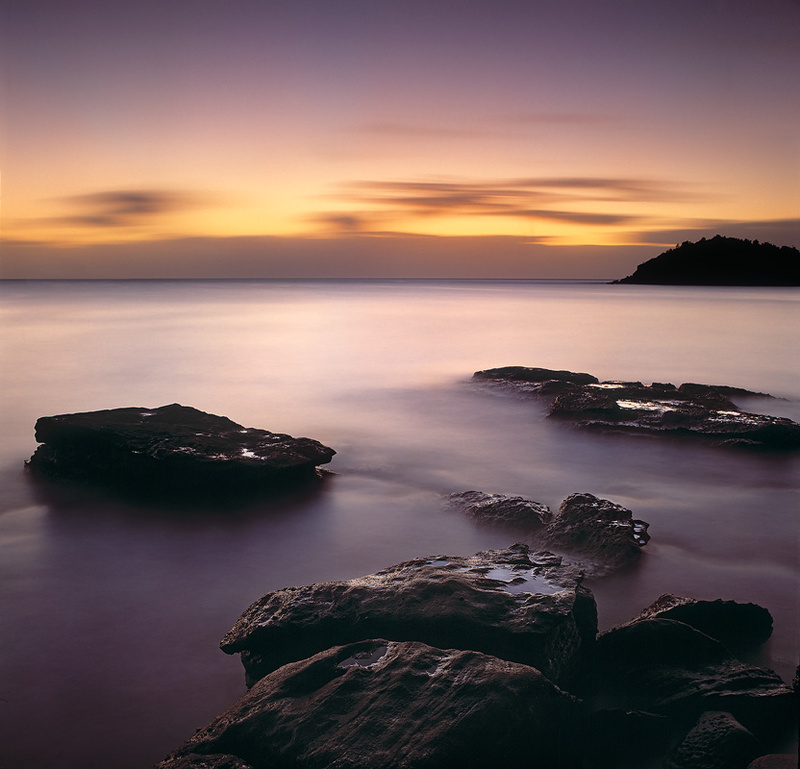Manly Dawn #2 - Seascapes