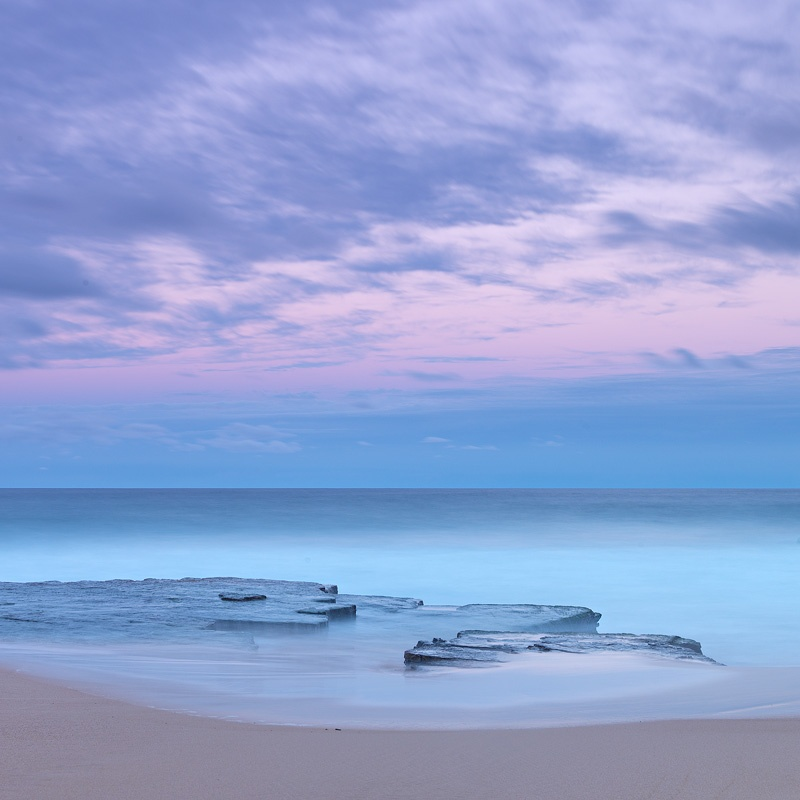 Beating the Sunday rush #2 - Seascapes