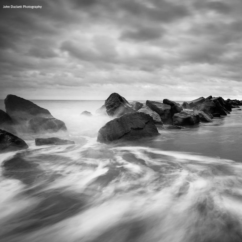 Norfolk Coast photography of Happisburgh