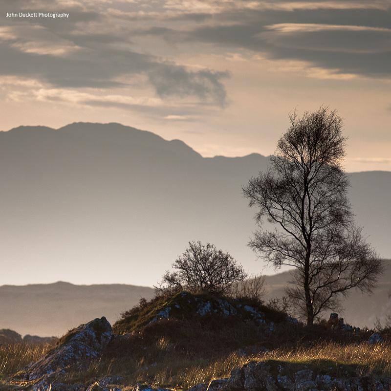 Scotland landscape photograph form the Isle of Skye on Scotland's West Coast