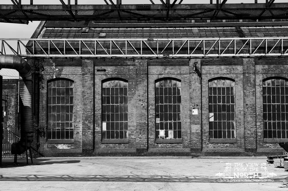 Horwich Loco Works, Horwich, UK