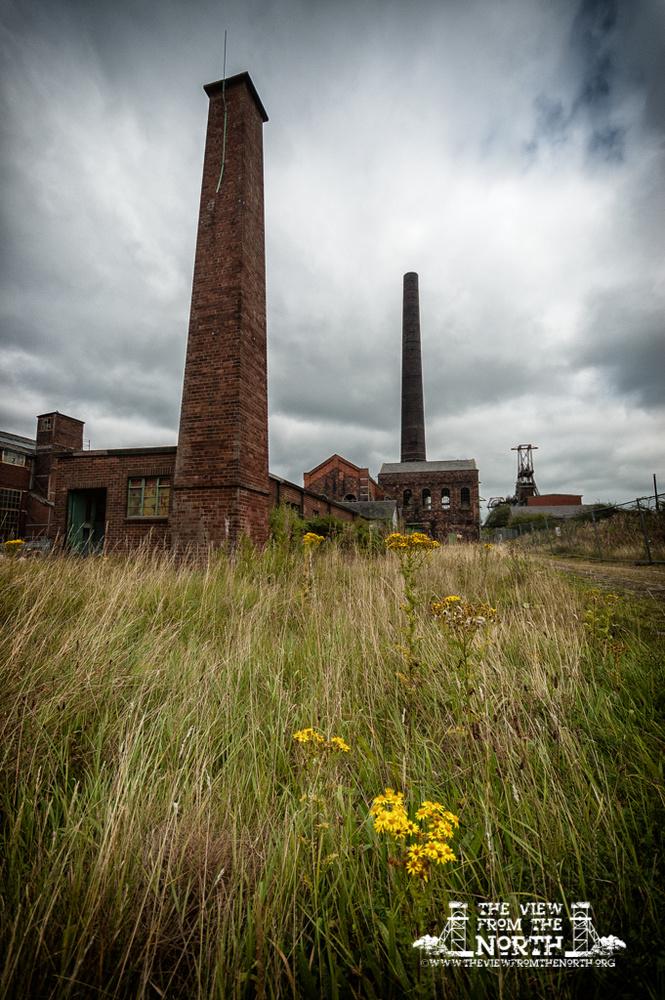 Chatterley Whitfield 5 - Chatterley Whitfield Colliery, Stoke