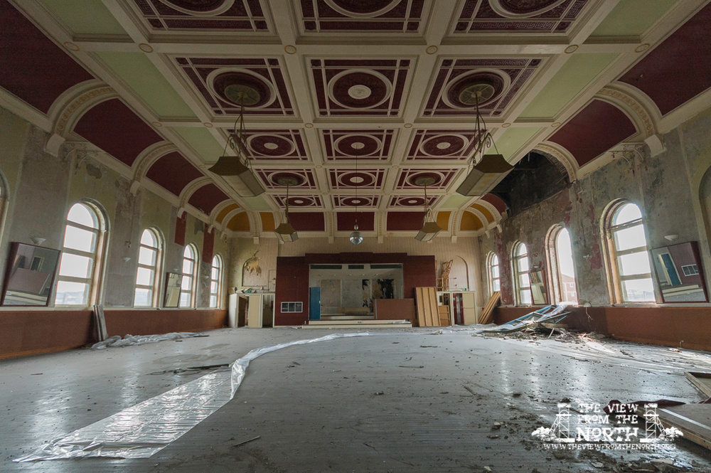 Urban Exploration (Urbex) of Accrington Conservative Club