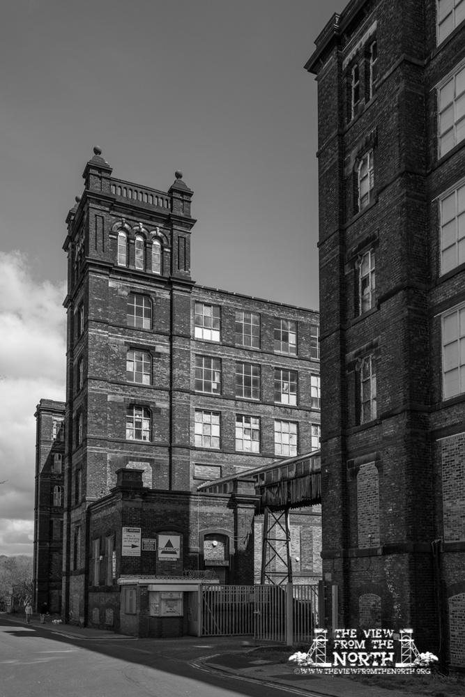 Mutual Mills - Lancashire Textile Mills