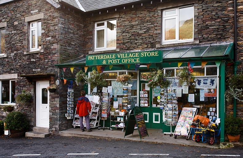 Patterdale Village Store - Lake District