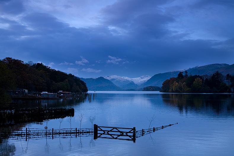 Dawn Over Derwentwater 1 - Lake District